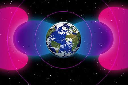 La NASA capta la 'burbuja' artificial que envuelve nuestro planeta