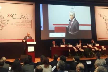 Vicepresidente insta a diversificar uso de puertos hacia el Atlántico y el Pacífico