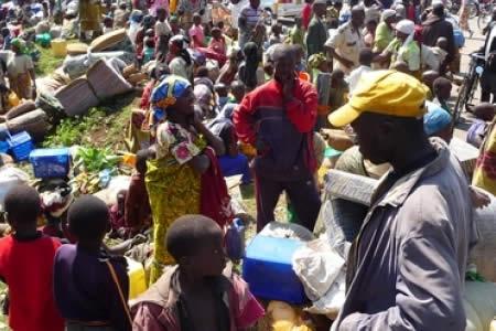 25.000 Congoleños, 9.000 de ellos niños, se refugian en Angola por violencia