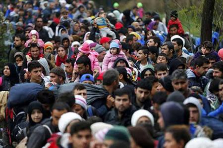 Solo un tercio de los 60.000 refugiados atrapados en Grecia pueden reubicarse