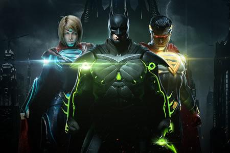 """Superhéroes icónicos y desconocidos se miden en el videojuego """"Injustice 2"""""""