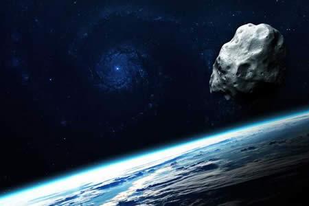 """China planea """"capturar"""" un asteroide y situarlo en la orbita lunar hacia 2060"""