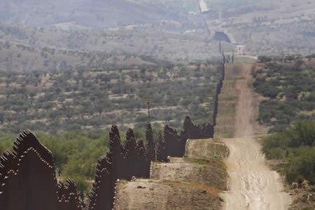 """Advierten de """"impacto desastroso"""" en 93 especies por muro entre EEUU y México"""