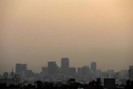 Emergencia ambiental seguirá en Valle de México por mala calidad del aire