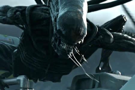 """""""Alien: Covenant"""" lidera la taquilla con cifras inferiores a las esperadas"""