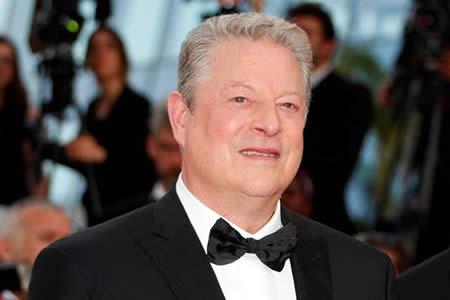 Al Gore retoma su lucha contra el cambio climático con un mensaje optimista