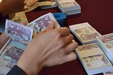 Empresas estatales pagarán este año 700 millones de bolivianos al Banco Central
