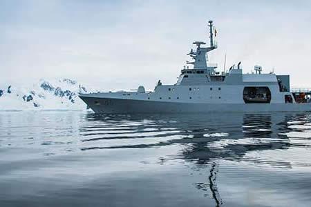 """China pide un """"equilibrio"""" entre la protección y el uso de la Antártida"""
