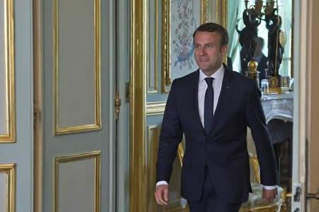Macron quiere ir más allá del Acuerdo de París, según su ministro de Ecología