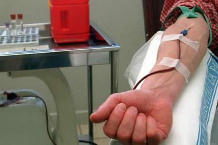 Se retira el mayor donante de sangre de Holanda con un récord de 333 litros