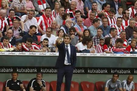 El Athletic hace oficial que Valverde no continúa