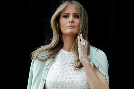 ¿Coincidencia o plagio? Qué hay detrás de la gran similitud entre la firma de Trump y Melania