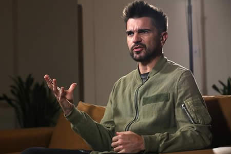 """Juanes: """"El de la ayahuasca es un viaje que quiero hacer"""""""