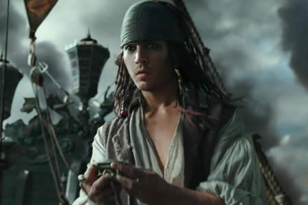"""Pirates of the Caribbean"" y ""Baywatch"" refrescan la cartelera de EEUU"