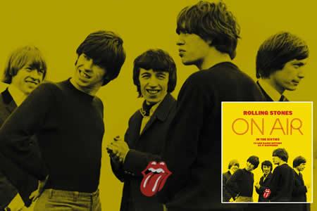 """The Rolling Stones sacarán a la venta el disco """"On Air"""" el 1 de diciembre"""