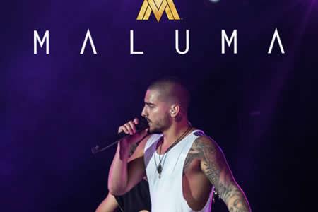 Venta excesiva de entradas causa cancelación de concierto de Maluma en Roma