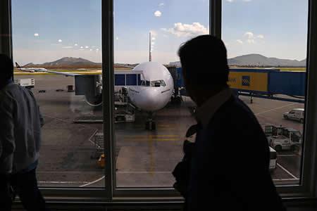 Un piloto revela algo que los pasajeros nunca ven