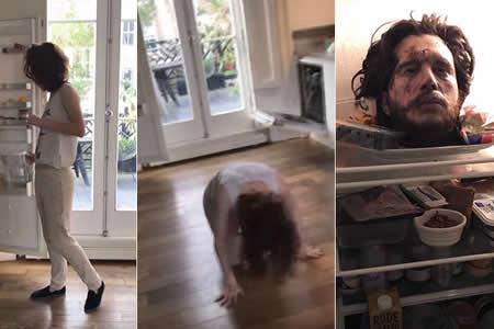 La macabra broma de 'Jon Snow' que casi le cuesta su matrimonio