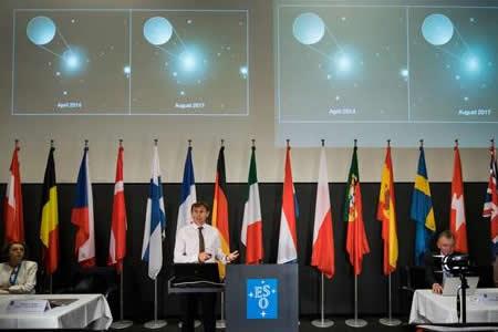 """Italia destaca su rol en """"extraordinario"""" avance sobre ondas gravitacionales"""