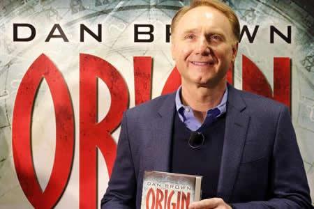 Dan Brown: Tengo fe en nuestra capacidad de preguntarnos y de cuestionarnos