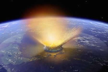 Estudio dice que meteoritos y lagunas de agua fueron el origen de la vida