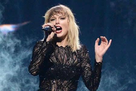 Taylor Swift lidera las nominaciones de los European Music Awards 2017 de MTV