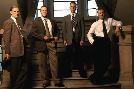"""CBS planea una serie sobre el clásico de la novela negra """"L.A. Confidential"""""""