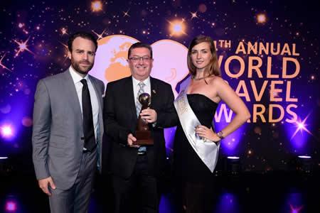 Bolivia gana el 'Oscar' del Turismo como mejor Destino Cultural de América del Sur 2017