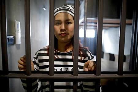 Una noche en una cárcel tailandesa, una experiencia para atrevidos en Bangkok
