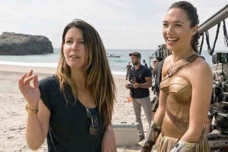 """Patty Jenkins cierra un acuerdo para dirigir la secuela de """"Wonder Woman"""""""