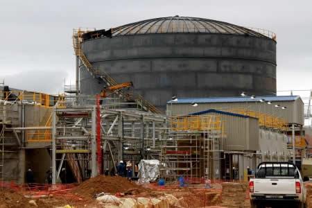 YPFB: Planta Amoniaco y Urea marcará el inicio de la revolución industrial en Bolivia
