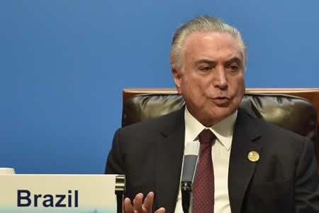 Juez del Supremo brasileño autoriza una nueva investigación contra Temer