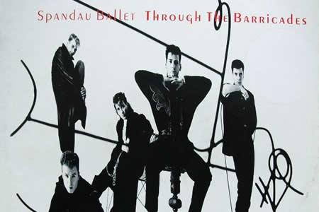 """Spandau Ballet publica edición remasterizada de """"Through the Barricades"""""""