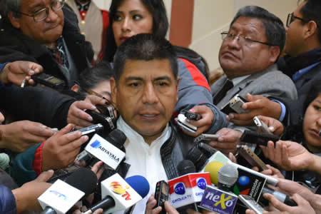 Canciller de Bolivia dice que tema agua será prioritario en reunión Morales - Guterres