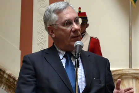 Rodríguez: Entrega de dúplica de Chile cierra actuación procesal de ese país antes del juicio oral en la CIJ