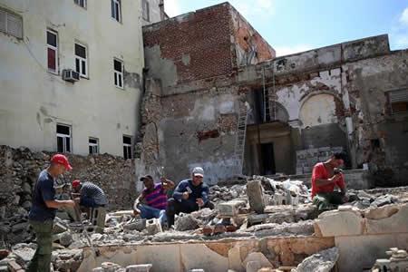El huracán Irma deja daños en más de 200 instituciones culturales de Cuba