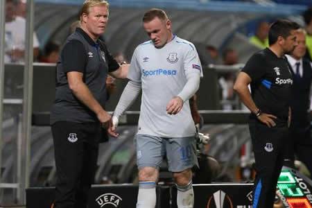 Rooney pierde carné 2 años y hará trabajo comunitario por conducir ebrio