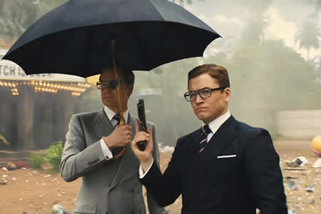 """Vaughn: el nuevo Kingsman tiene """"mucha más emoción"""" que la primera parte"""