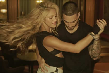 Shakira y Maluma dominan las candidaturas de los Latin American Music Awards