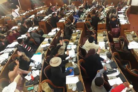 Aprueban por unanimidad préstamo por $us 100 millones para financiar Proyecto Alianzas Rurales II