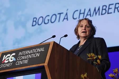 El PIB colombiano puede crecer 2 % con la paz, según líder empresarial
