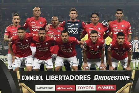 Wilstermann viajó a Argentina para el choque contra River Plate