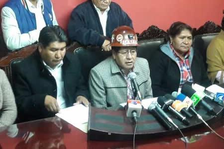 MAS: recurso de inconstitucionalidad a Ley Electoral busca restablecer un derecho constitucional
