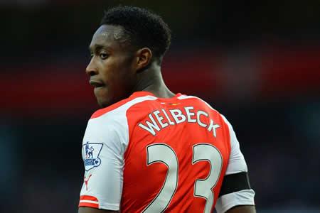 Welbeck (Arsenal) estará de baja durante cuatro semanas por lesión
