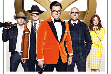 "La secuela de ""Kingsman"" y ""The LEGO Ninjago Movie"", nuevos retos para ""It"""
