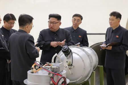 Corea del Norte dice que podría probar una bomba de hidrógeno en el Pacífico