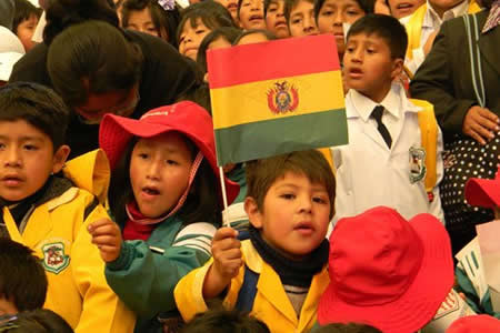 Bono Juancito Pinto llegará a 22.000 estudiantes de centros de educación especial