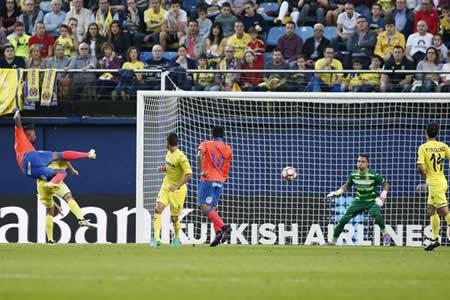 Boateng, Castellanos, Mboula y Hutado, entre finalistas a premio al mejor gol