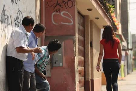El acoso callejero será sancionado con el nuevo Código del Sistema Penal