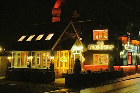 Una cámara capta actividades misteriosas en un pub 'embrujado' en el Reino Unido